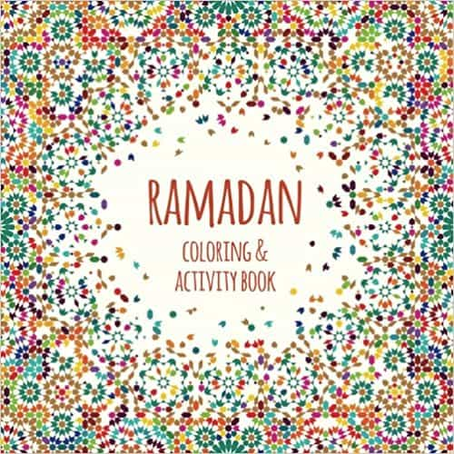 Ramadan Coloring and Activity Book