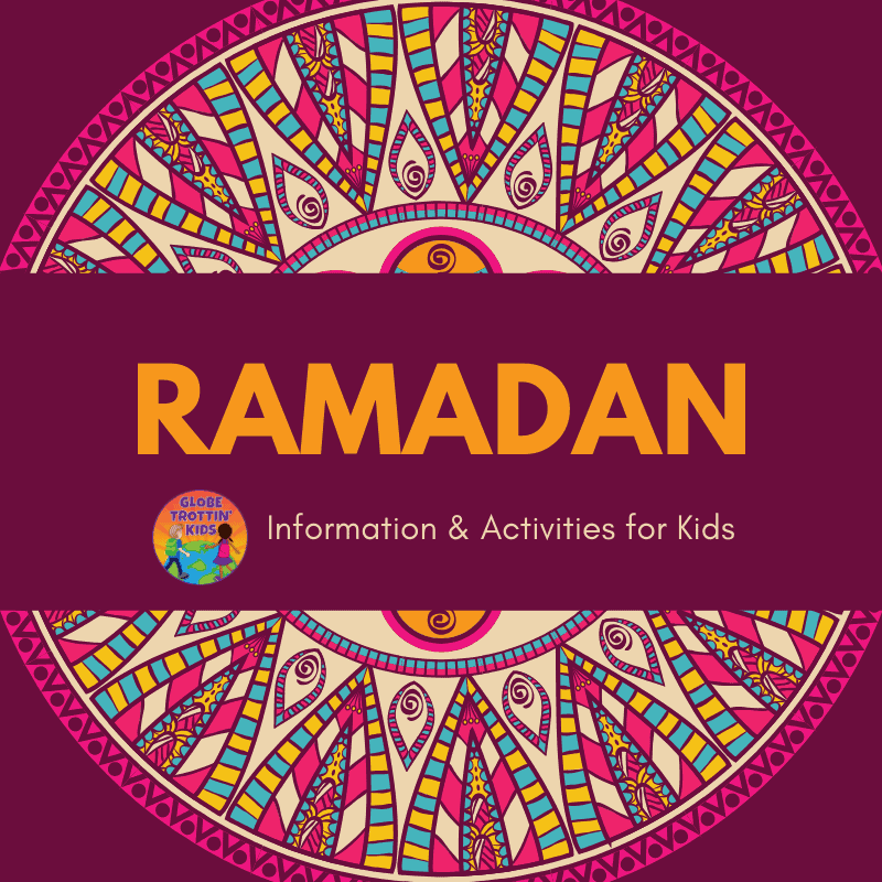 Ramadan Coloring Pages For Kids | Anak, Hiasan, Mesjid | 800x800