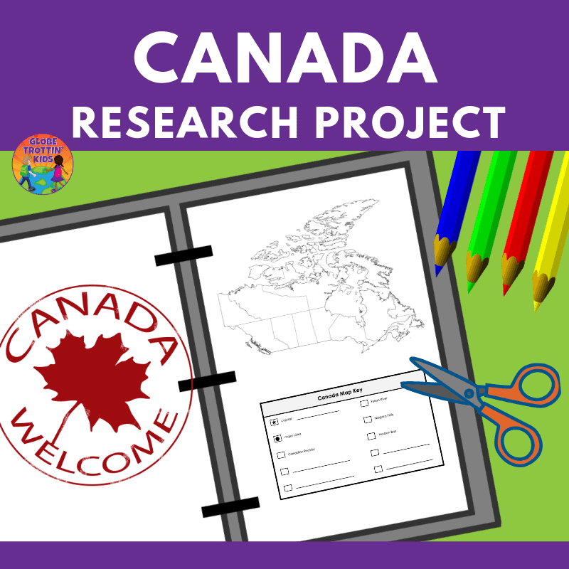 Canada-Research-Project-For-Kids