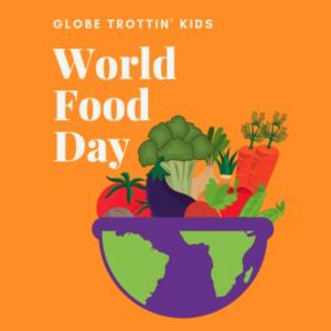 World Food Day Pinterest Board