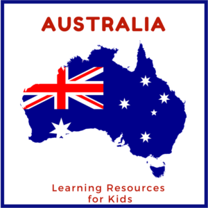 Australia Learning Resources for Kids