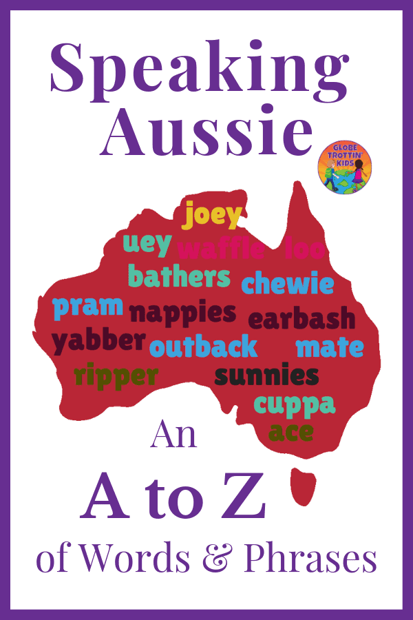 Speaking Aussie An A to Z
