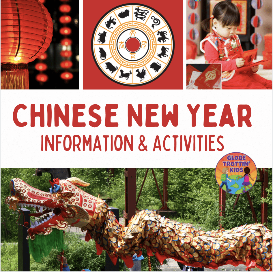 Chinese New Year Information & Activities