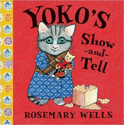 Yoko's Show and Tell