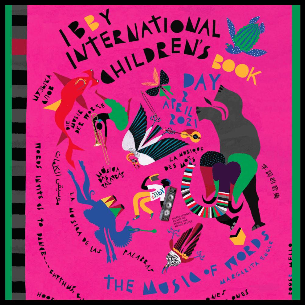 International Children's Book Day 21