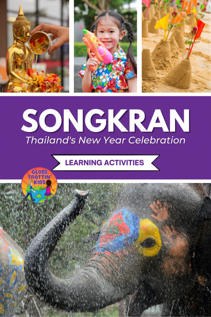 Learn About the Songkran Festival - Thailands National