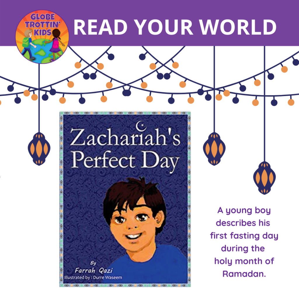 Zachariah's Perfect Day