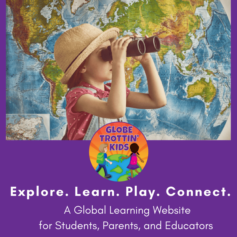 globe trottin' kids website