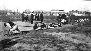 South Africa's First Olympians