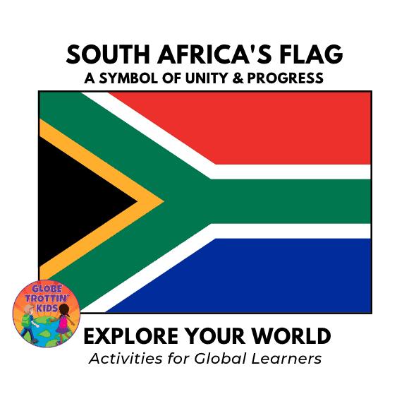 South Africa's Flag: A Symbol of Unity & Progress