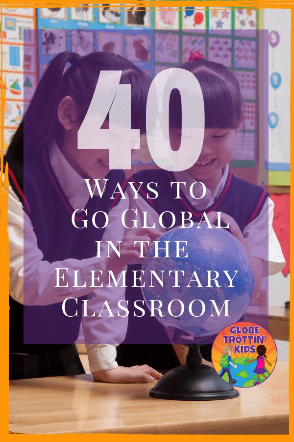 40 Ways to go global...