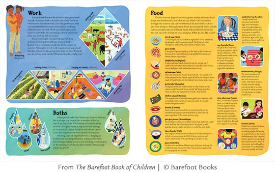 Barefoot Book of Children