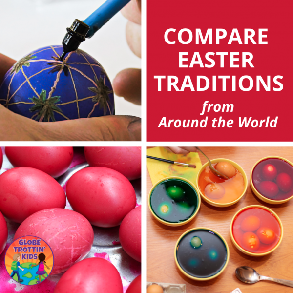 Compare Easter Traditions Around the World