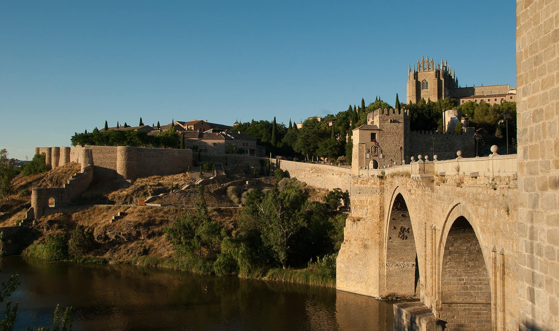 ancient city of Toledo