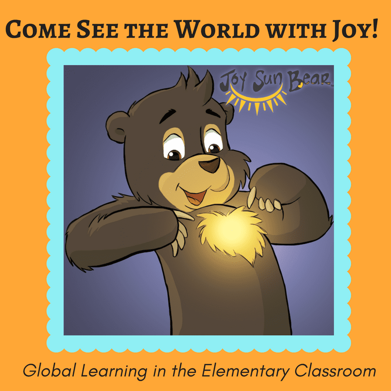 Joy Sun Bear - Global Learning Series