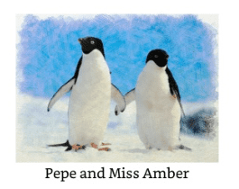Pepe and Miss Amber