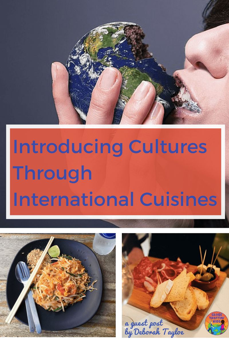 Introducing Cultures Through International Cuisines
