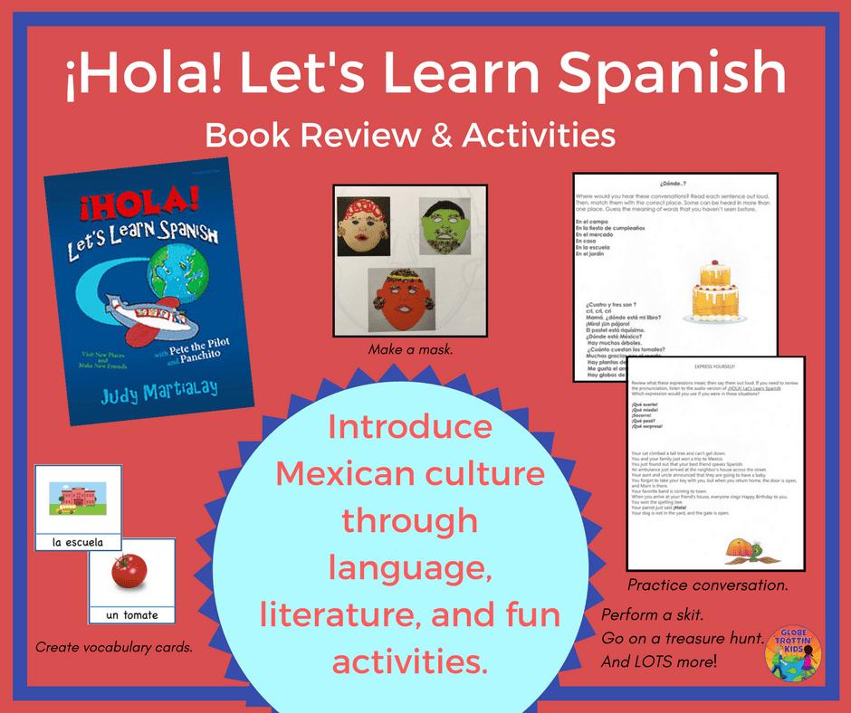 ¡Hola! Let's Learn Spanish-3