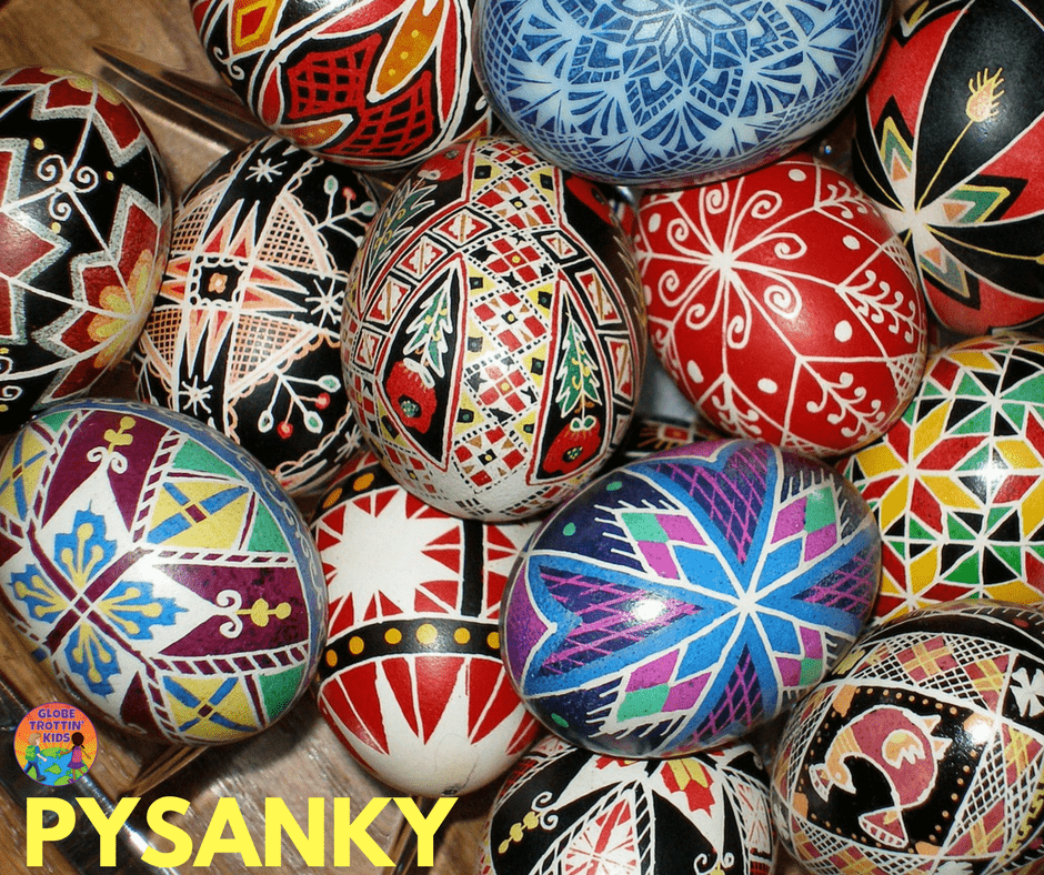 Pysanka Ukrainian Egg decorating