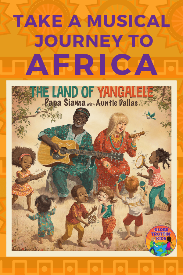 Take a Musical Journey to Africa