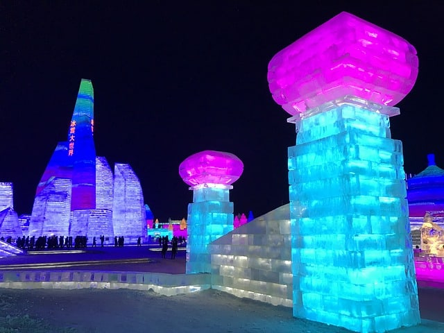 harbin snow festival