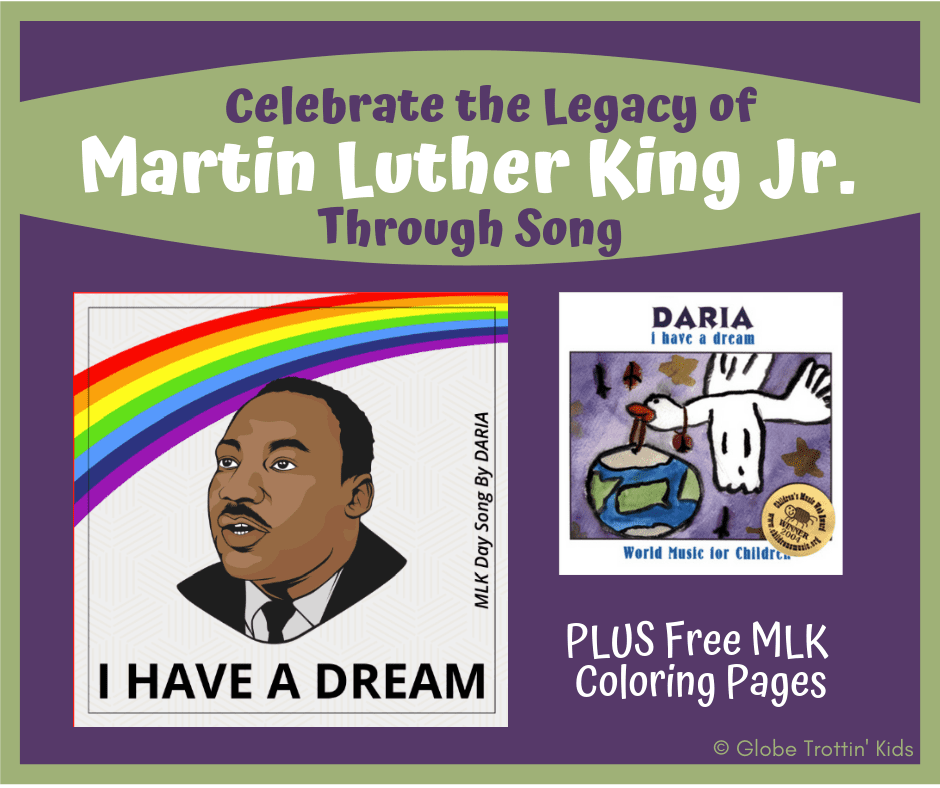 Celebrate Martin Luther King, Jr. Through Song