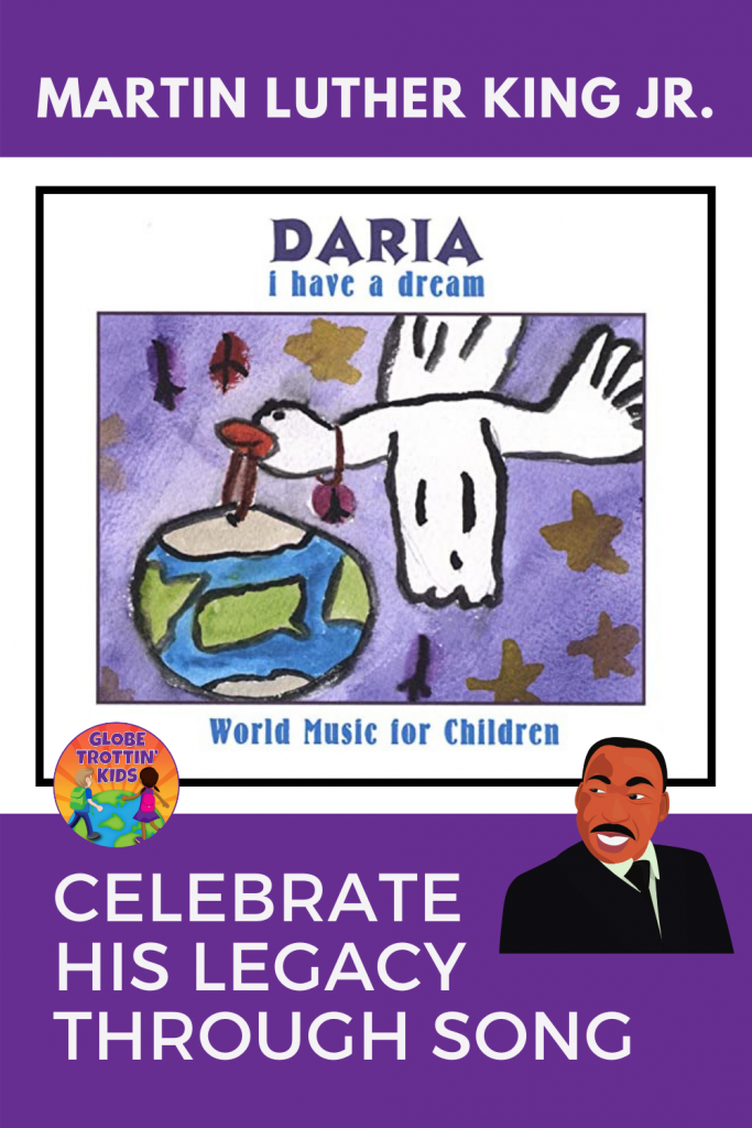 MLK - Daria I have a Dream
