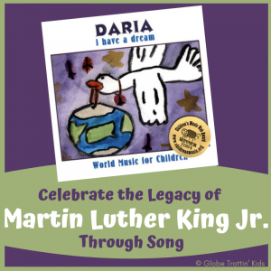 Martin Luther King Through Song