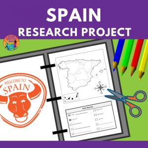 Spain Research Project
