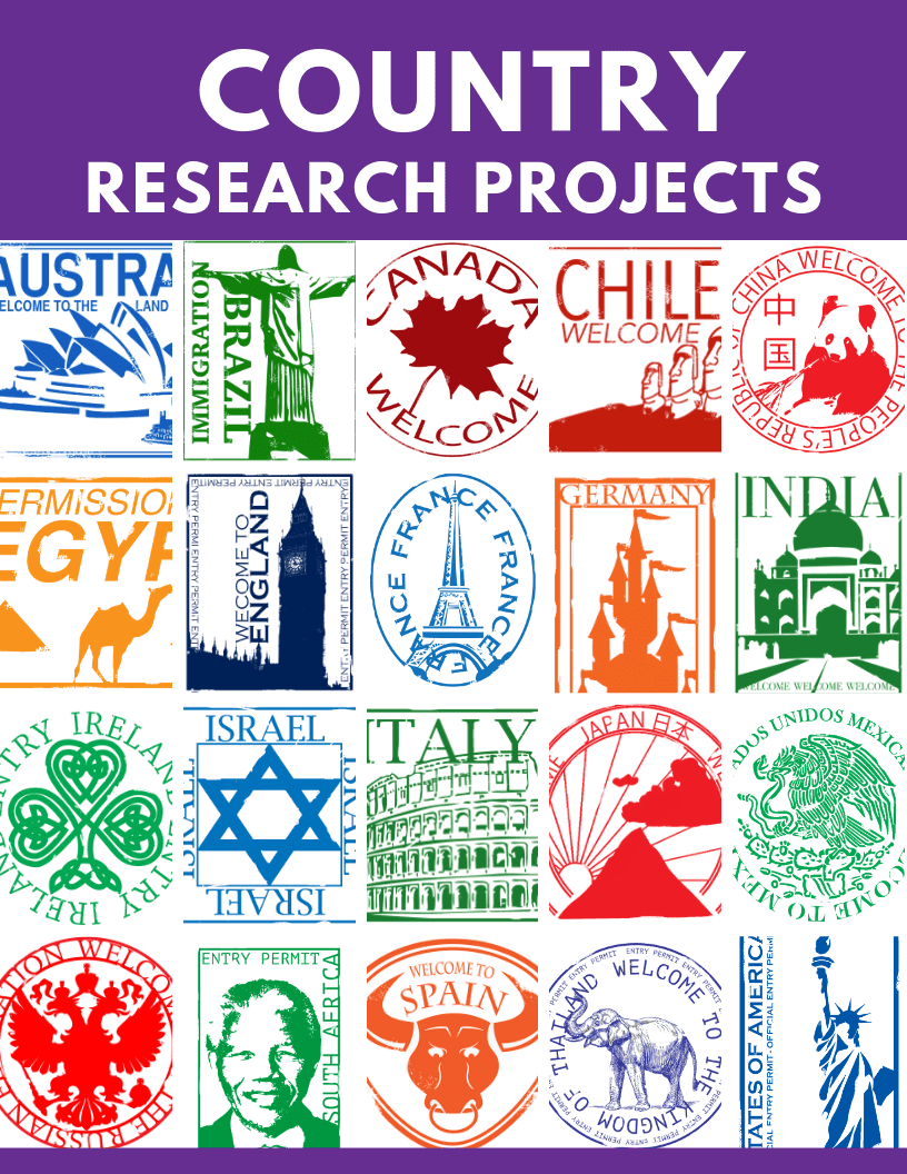 Country Research Projects