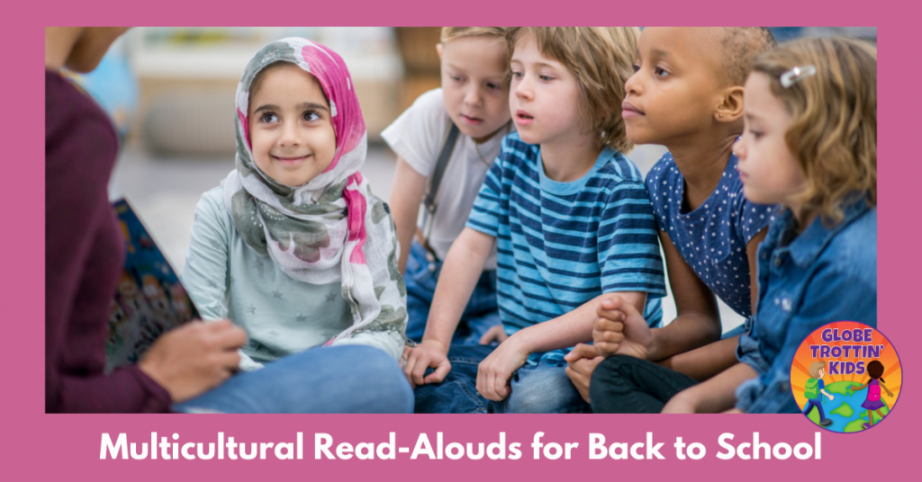 multicultural books for back to school