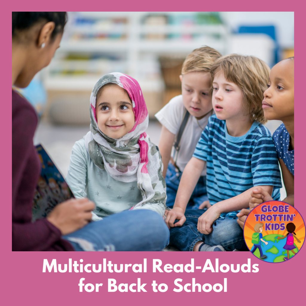multicultural read aloud books for back to school