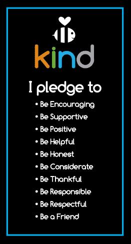 be kind pledge