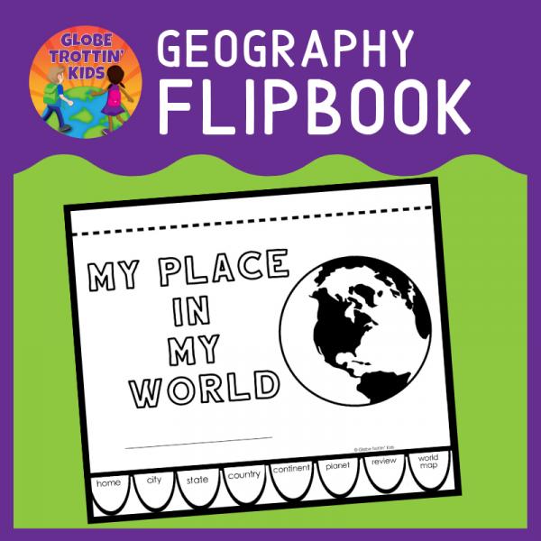 Geography Flipbook