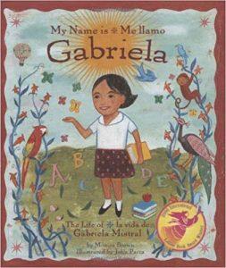 My Name Is Gabriela/Me llamo Gabriela
