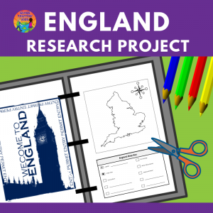 England Research Project