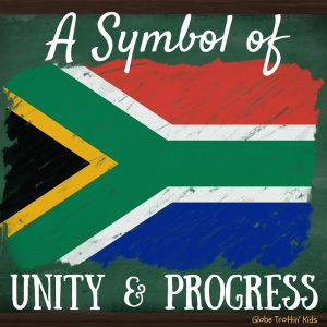South Africa's Flag: A Symbol of Unity and Progress