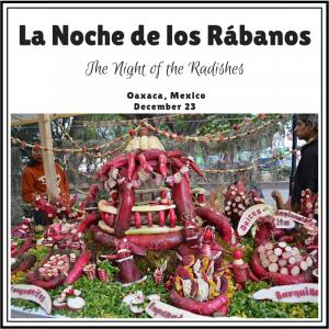 La Noche de los Rabanos