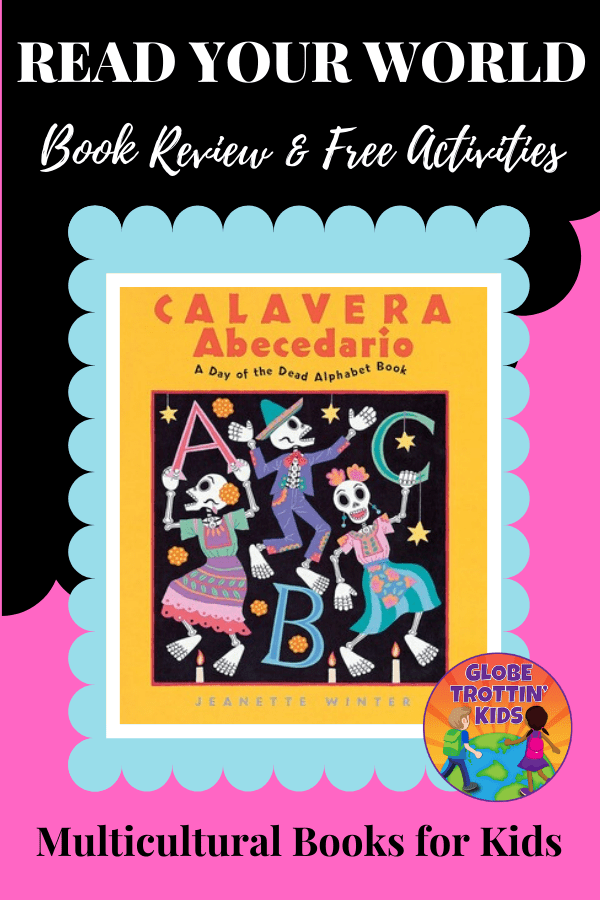 Calavera Abecedario