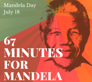 Mandela Day: 67 Minutes of Service