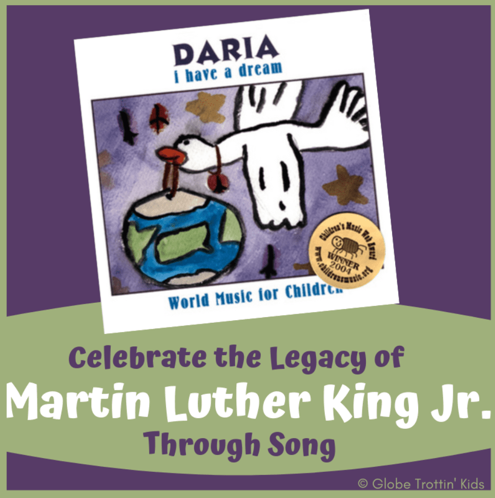 Celebrate the Legacy of Martin Luther King, Jr. Through Song