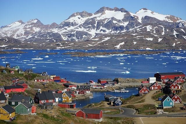 Tasiilaq Greenland