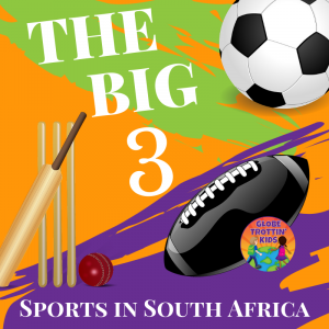 The Big 3 Sports in South Africa