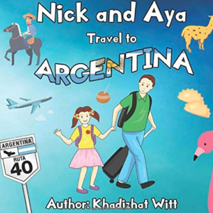 Nick and Aya Travel to Argentina