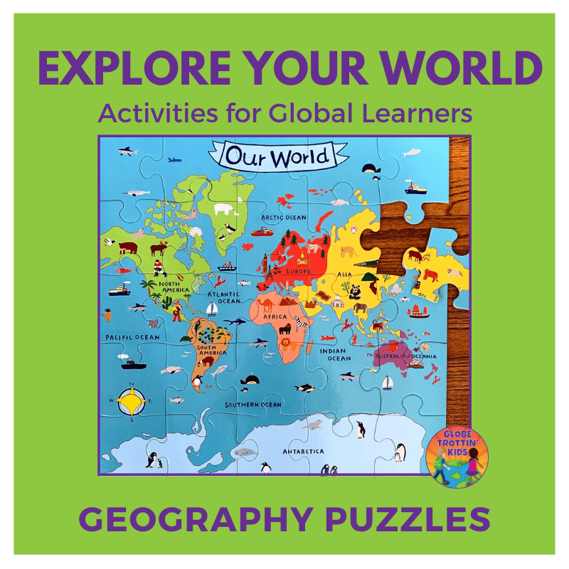 Geography Puzzles