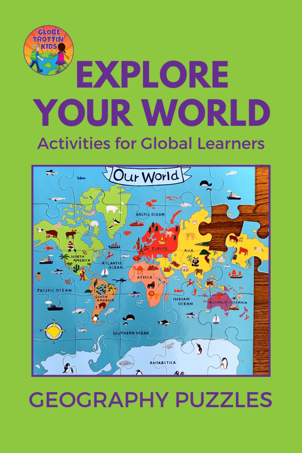 Explore Your World Through Geography Puzzles