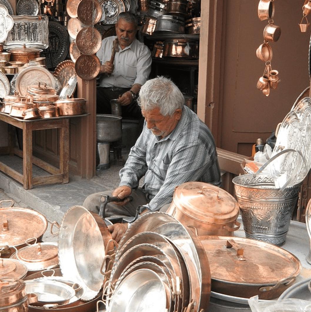 bazaar (market)