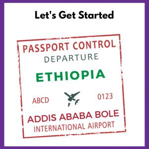 Ethiopia Challenge