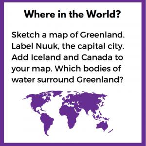 Greenland Challenge