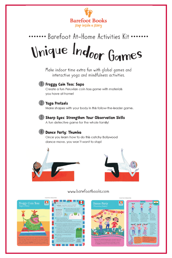 Unique Indoor Games